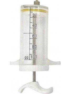 Jeringa de 100 ml