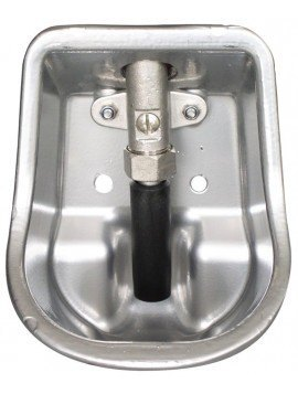 Bebedero B-9 Madres Aluminio Pintado