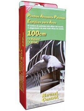 Pinchos Ahuyenta Palomas 100 cms (3 flejes)