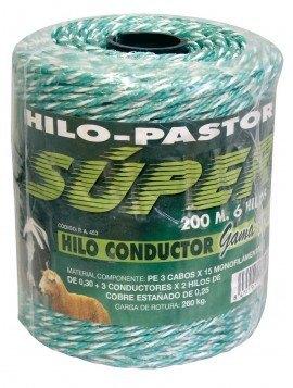 Hilo Conductor Verde