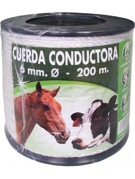 Cordon Nylon 6 mm