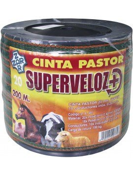 Cinta Conductora Superveloz 20 mm