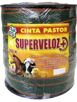 Cinta Conductora Superveloz 40 mm