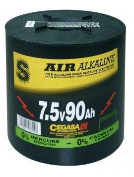 Pila Forzza Alcalina 7,5 V. 90 A/h.