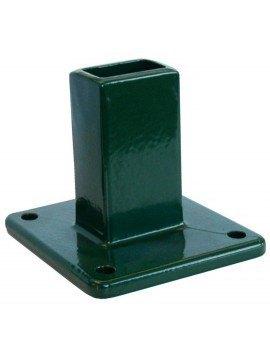 Base Para Tubo rectangular 40x60 mm